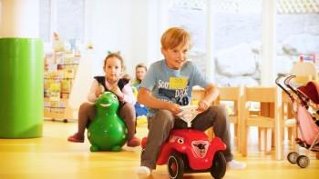 Kinder-Erlebniswelt Alpenpark