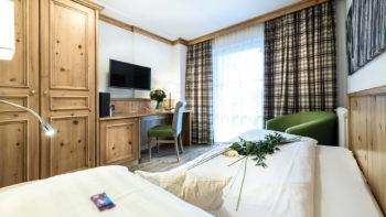 Alpenpark Einzelzimmer - Urlaub in Seefeld