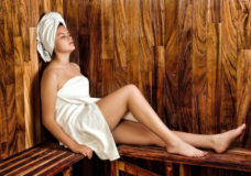 Sauna - Wellness bei hohen Temperaturen