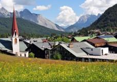 Sommerferien im Alpenpark mit herrlicher Aussicht