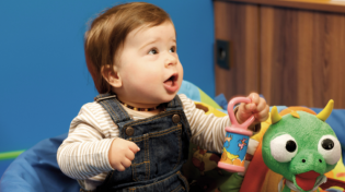 Baby - Kinderhotel Alpen