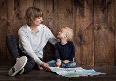 Familienurlaub in Tirol - Mutter Kind in Seefeld