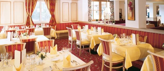 Restaurant - Speisesaal - Alpenpark