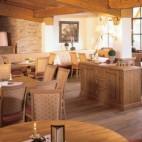 Bar mit Lounge im Alpenpark Resort Seefeld