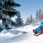Winterurlaub im Alpenpark