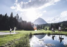 Golfurlaub Seefeld - Alpenpark Resort