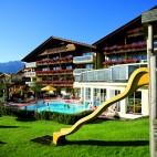 Spielplatz beim Alpenpark Seefeld
