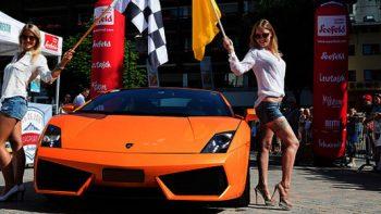 Das Motorsport-Event in Seefeld