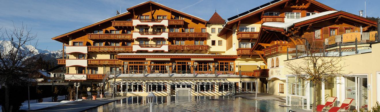 Ihr Hotel in Seefeld in Tirol
