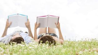 Bücher und Zeitschriften in den Kaltschmid-Hotels