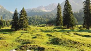 Autogenes Training beim Wandern in Tirol
