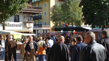 Markttag in Seefeld - Veranstaltungen in Seefeld