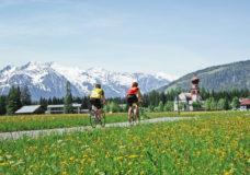 Biken in Leutasch - Urlaub Seefeld im Alpenpark