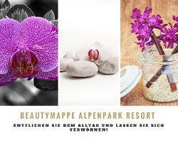 Alpenpark Beautymappe