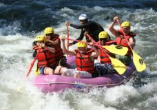Rafting in Seefeld