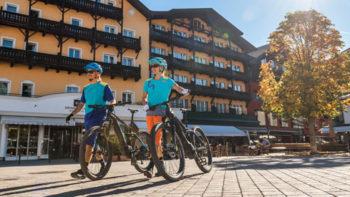E-Fahrrad E-Bike Seefeld erkunden