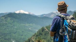 outdoor ausrüstung wandertour rucksack