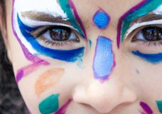 Kinder schminken - Alpenpark Resort