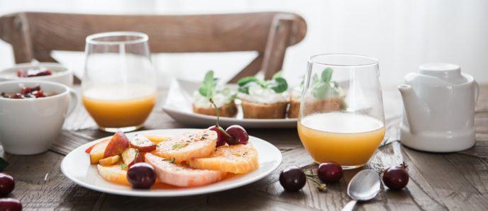 Frühstück im Alpenpark Resort in Seefeld