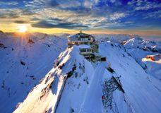 schilthorn-Gipfel