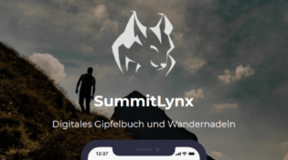 Summitlynx App - Digitales Gipfelbuch & Wanderbuch