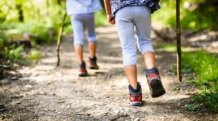 Wanderurlaub mit Kindern - Familienwanderungen